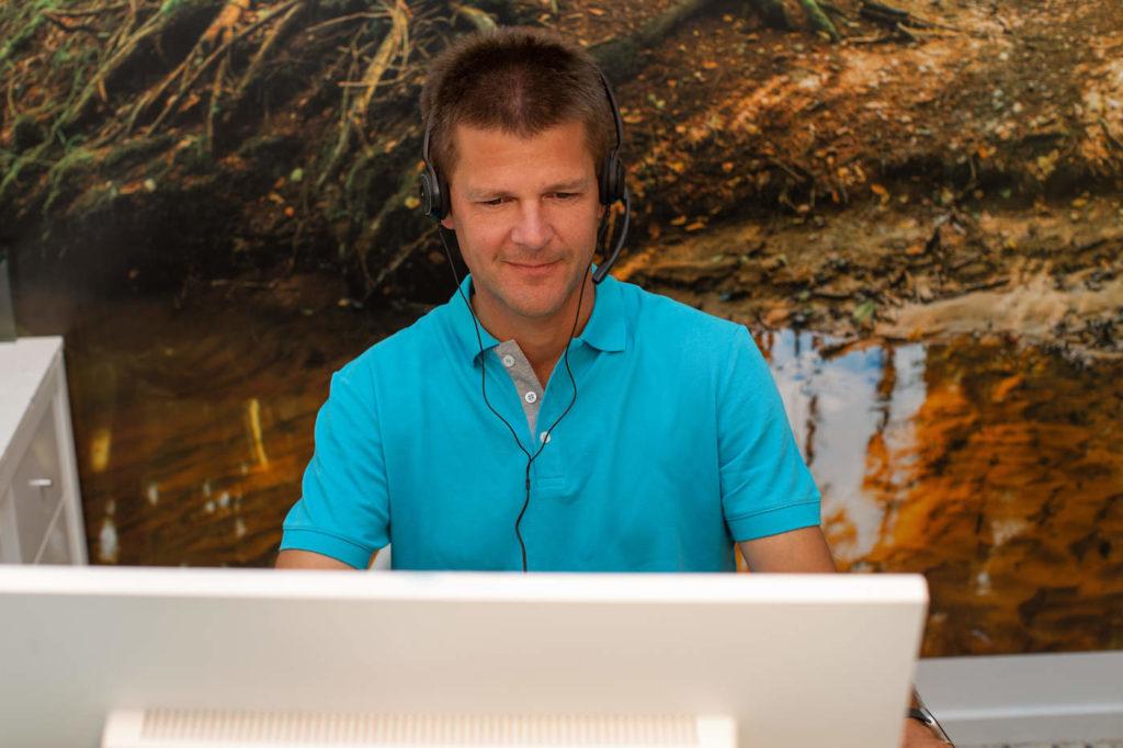 Dr. Michael Dahlkamp, Fachtierarzt für Pferde in HorseVet24 Beratung, Telemedizin Pferde
